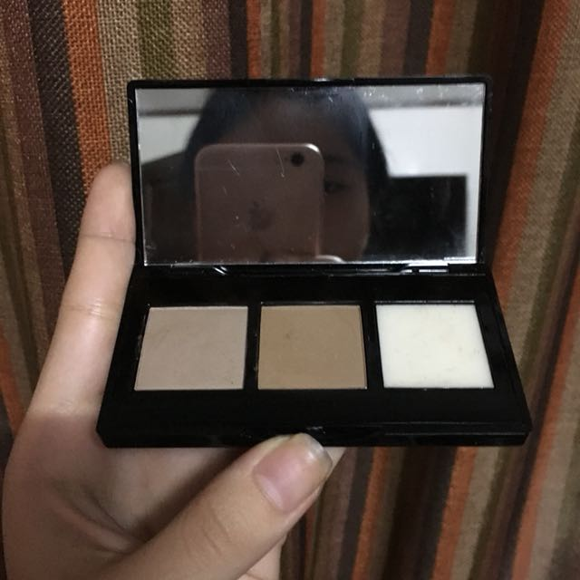H&M eyebrow powder with wax