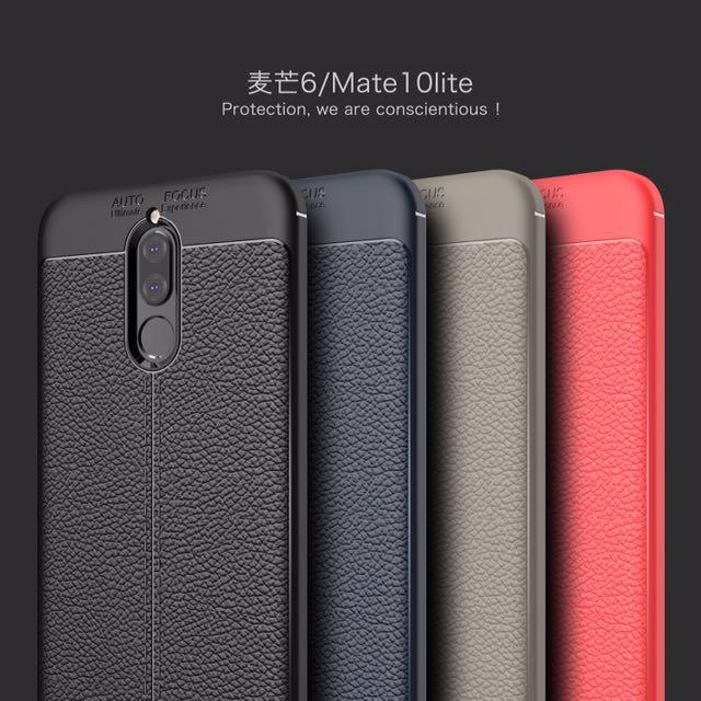 quality design 65c5d 975e9 HUAWEI Nova 2i Anti-fingerprint Shockproof Slim Case