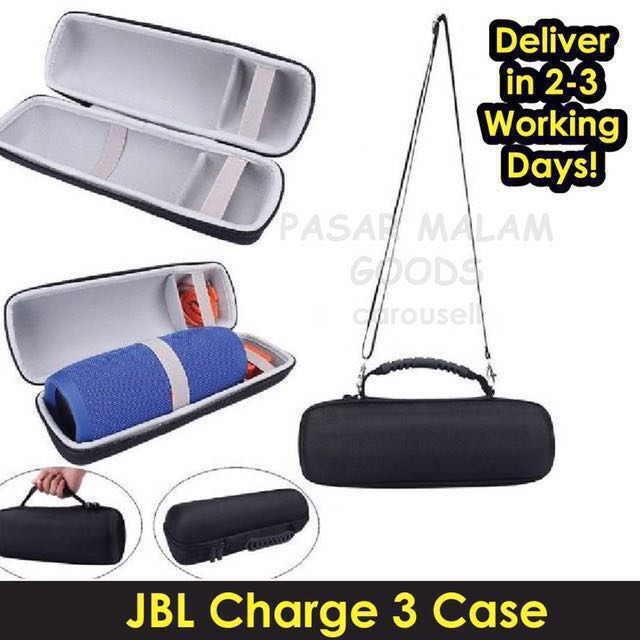 Back To Search Resultsconsumer Electronics Speaker Accessories Fast Deliver Portable Storage Box Cover Bag Case Eva Hard Case Travel Carrying For Jbl For Xtreme 2 Bluetooth Speaker Charger Bag