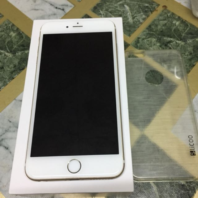 Iphone 6 plus 16gb MY SET to let go