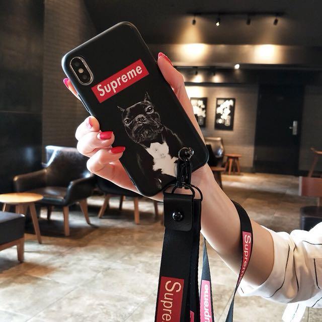 全新潮牌iPhoneX手機殼保護套
