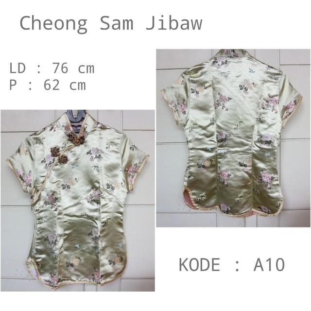 Jibaw Gold A10