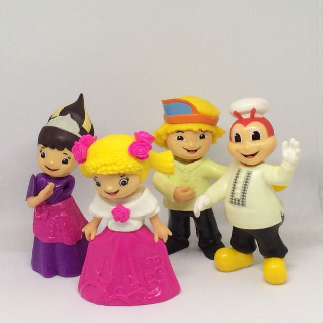 Jollibee Toys - Independence Day - Pinoy and Proud