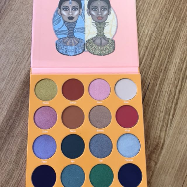 Juvias place magic palette