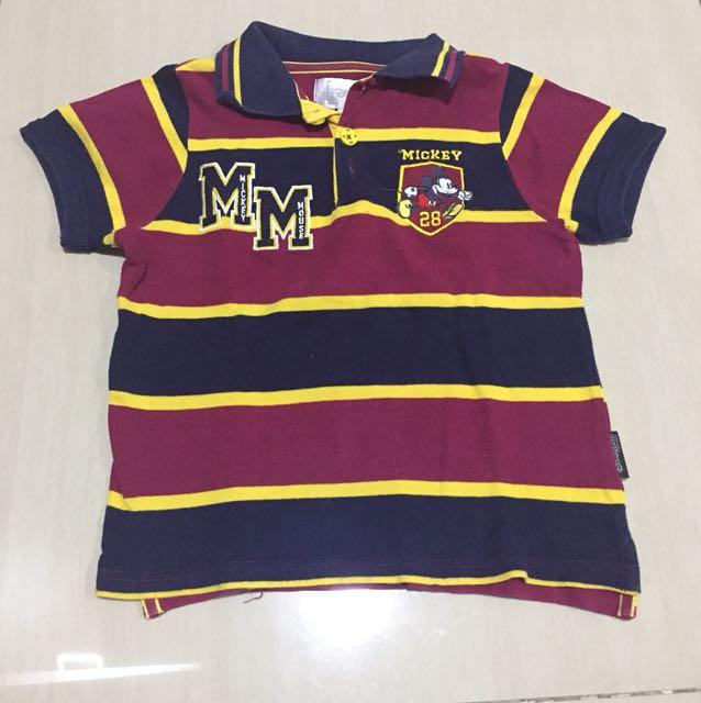 Kaos Polo Anak Tshirt Anak