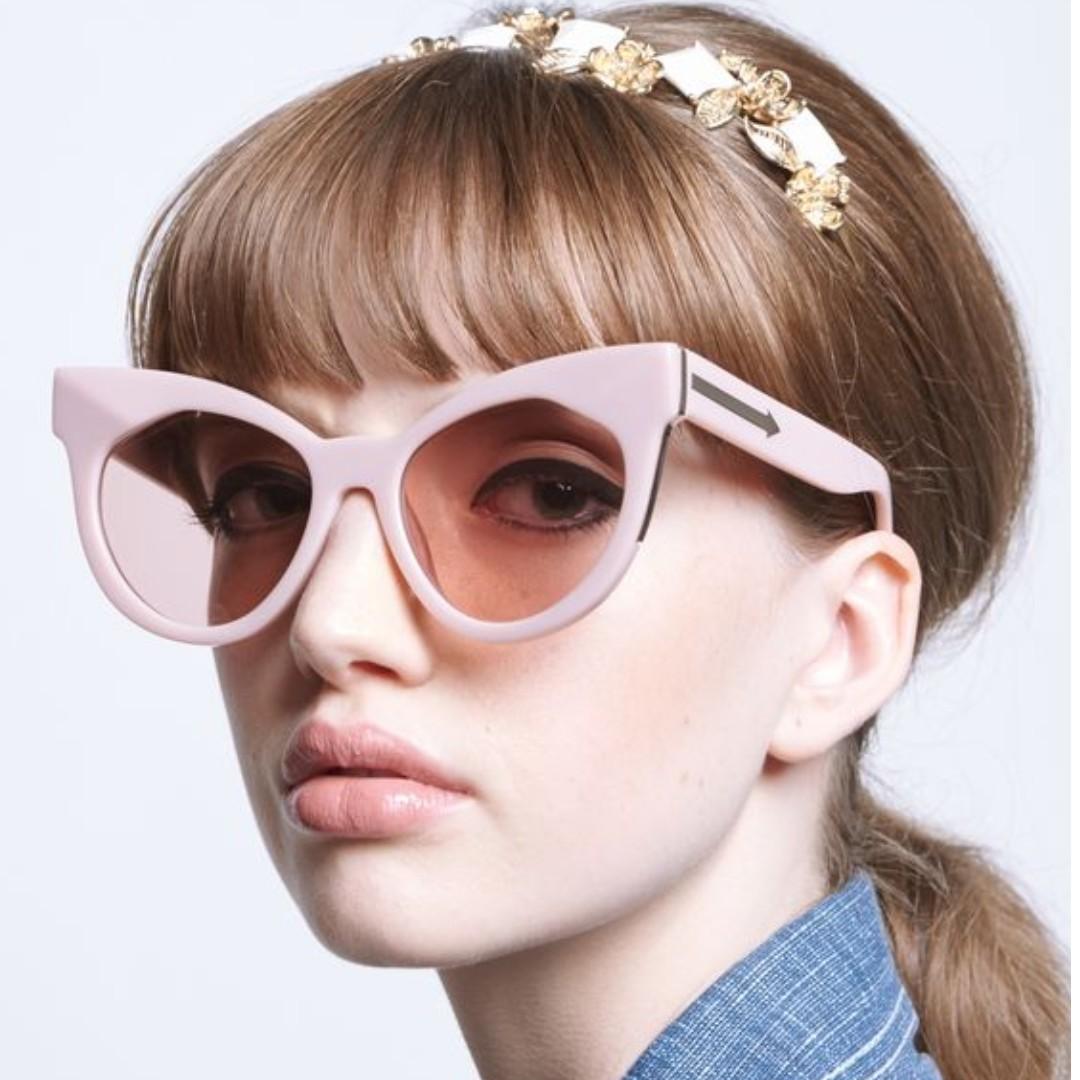 Karen Walker Starburst Sunglasses crazy tort gucci prada balenciaga celine zimermann festival maurie and & eve bec bridge realisation par rat boa