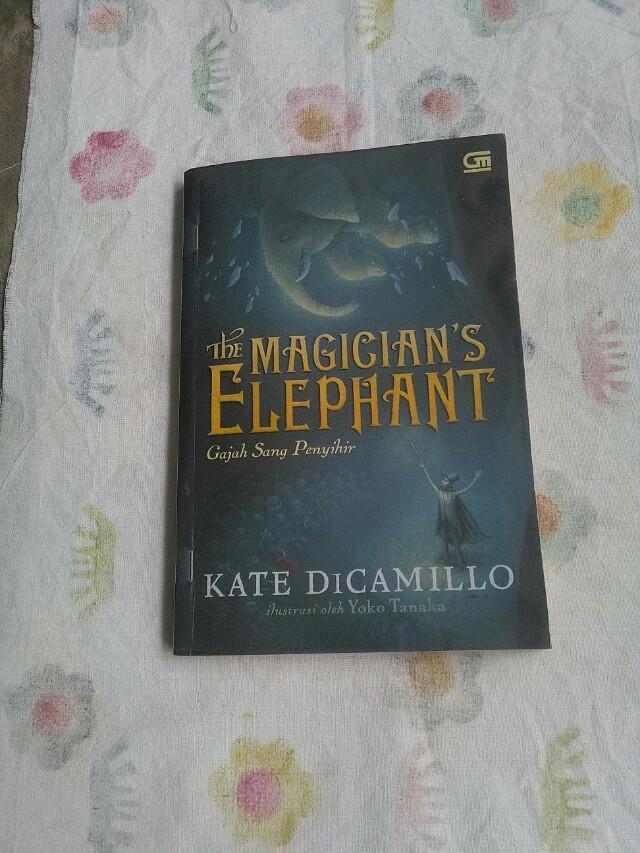 kate DiCamillo The Magician's Elephant