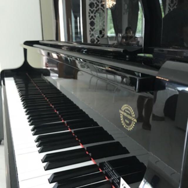 Kawai Limited Edition Piano US-63H