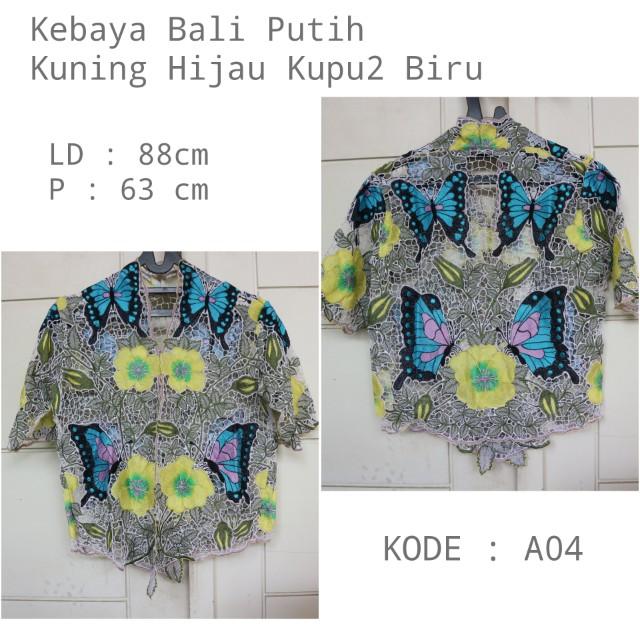 Kebaya A04