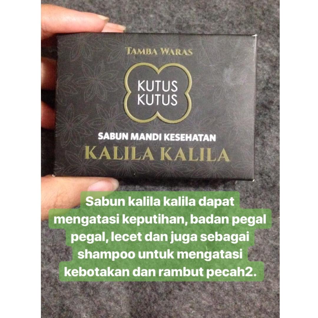 Kutus Sabun Herbal Organik Tanamu Tanami Kesehatan Kalila Bali Asli Kecantikan Kulit Tubuh Di Carousell