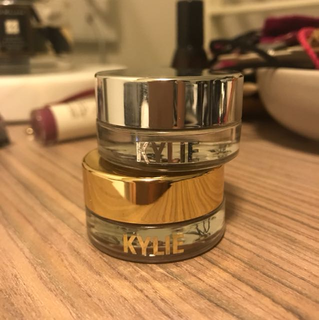 Kylie creme shadow duo