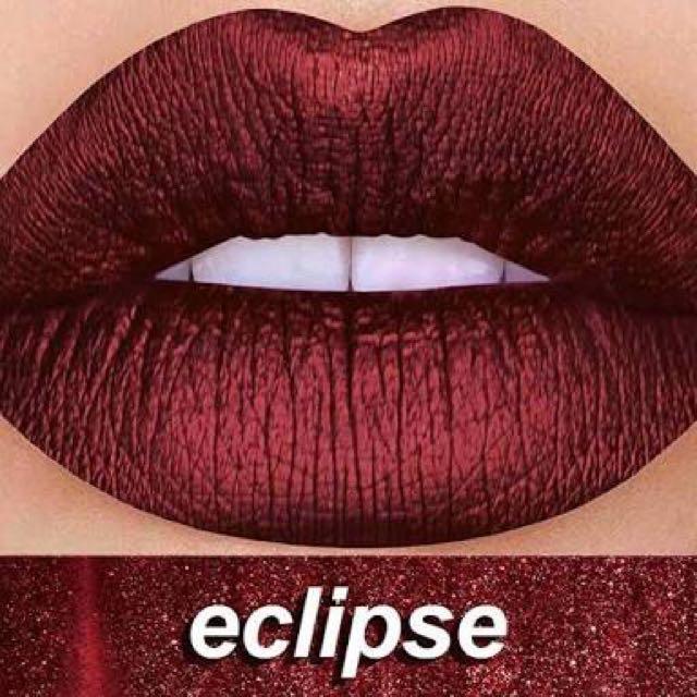 Lime crime lipstick Eclipse