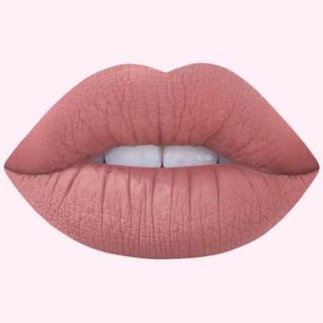 Lime crime lipstick Lulu