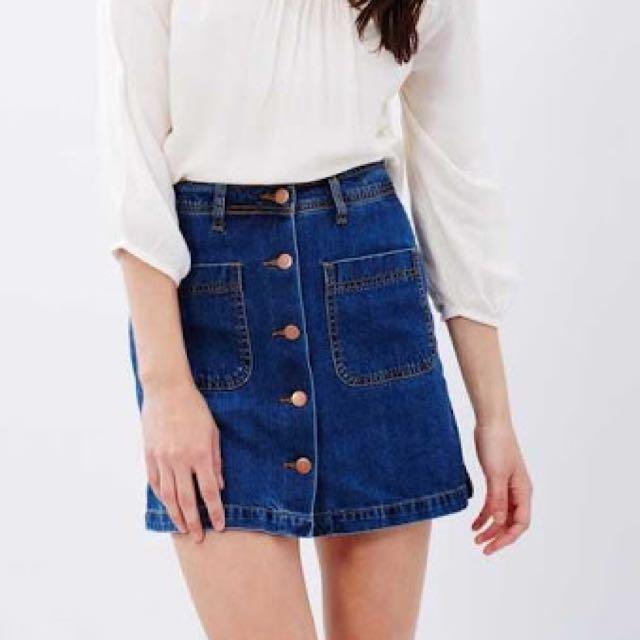Living Doll Pixie Skirt