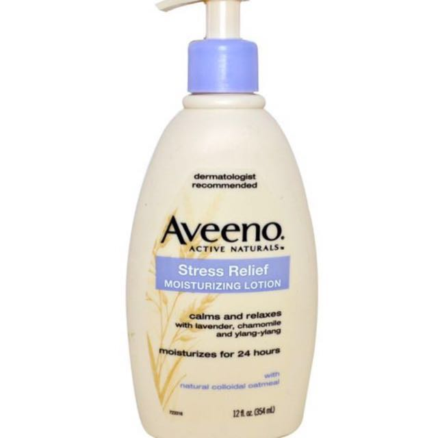 Looking for: Aveeno stress relief lotion