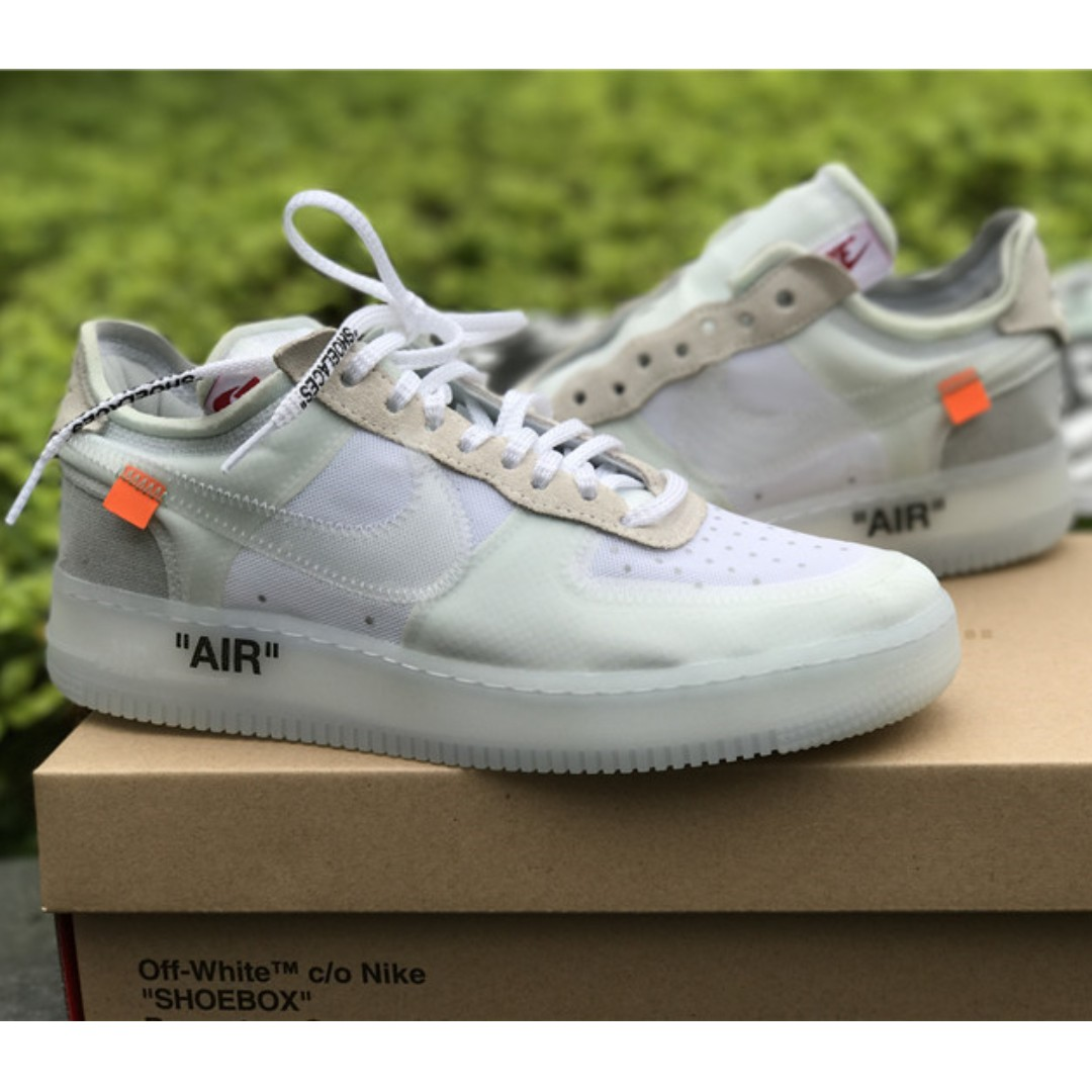 28a5ba700f0 Looking For WTB Off-white Nike Air Force 1