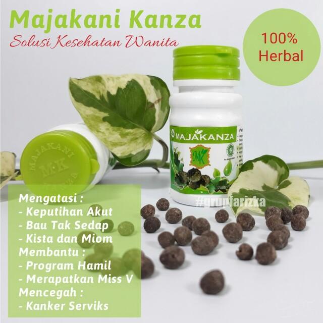 Majakani Kanza 100% Herbal