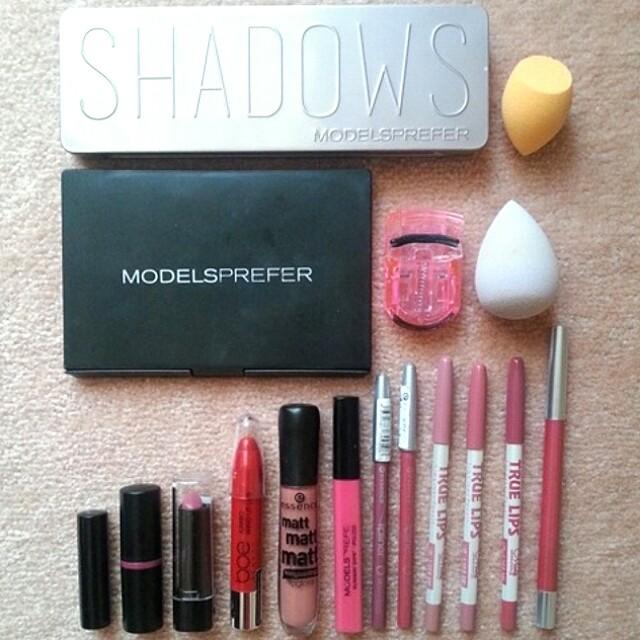 Makeup Eye/Lip Bundle