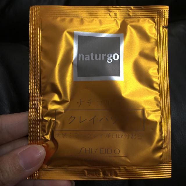Masker Lumpur Naturgo Original