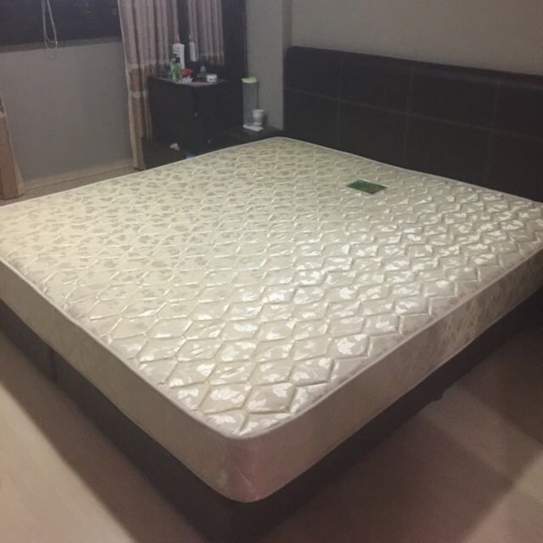 Mattress and Bed Farme