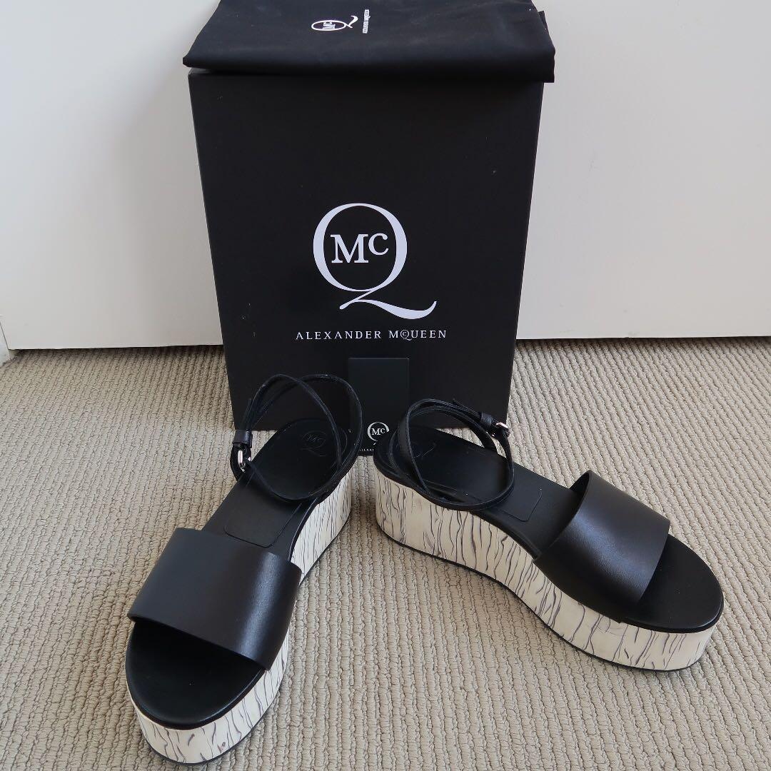 McQ By Alexander McQueen Platforms