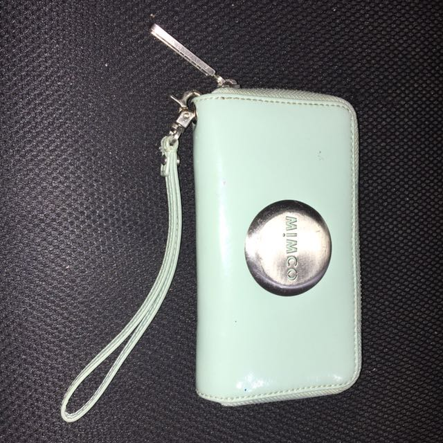 MIMCO WALLET WITH STRAP