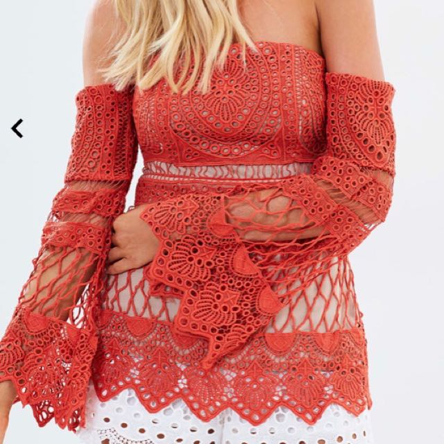 Ministry of Style Top, S RRP $190 BNWT