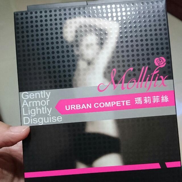 Mollifix瑪莉菲絲 局部機能美型 Body偽裝術短馬甲 #擠溝溝
