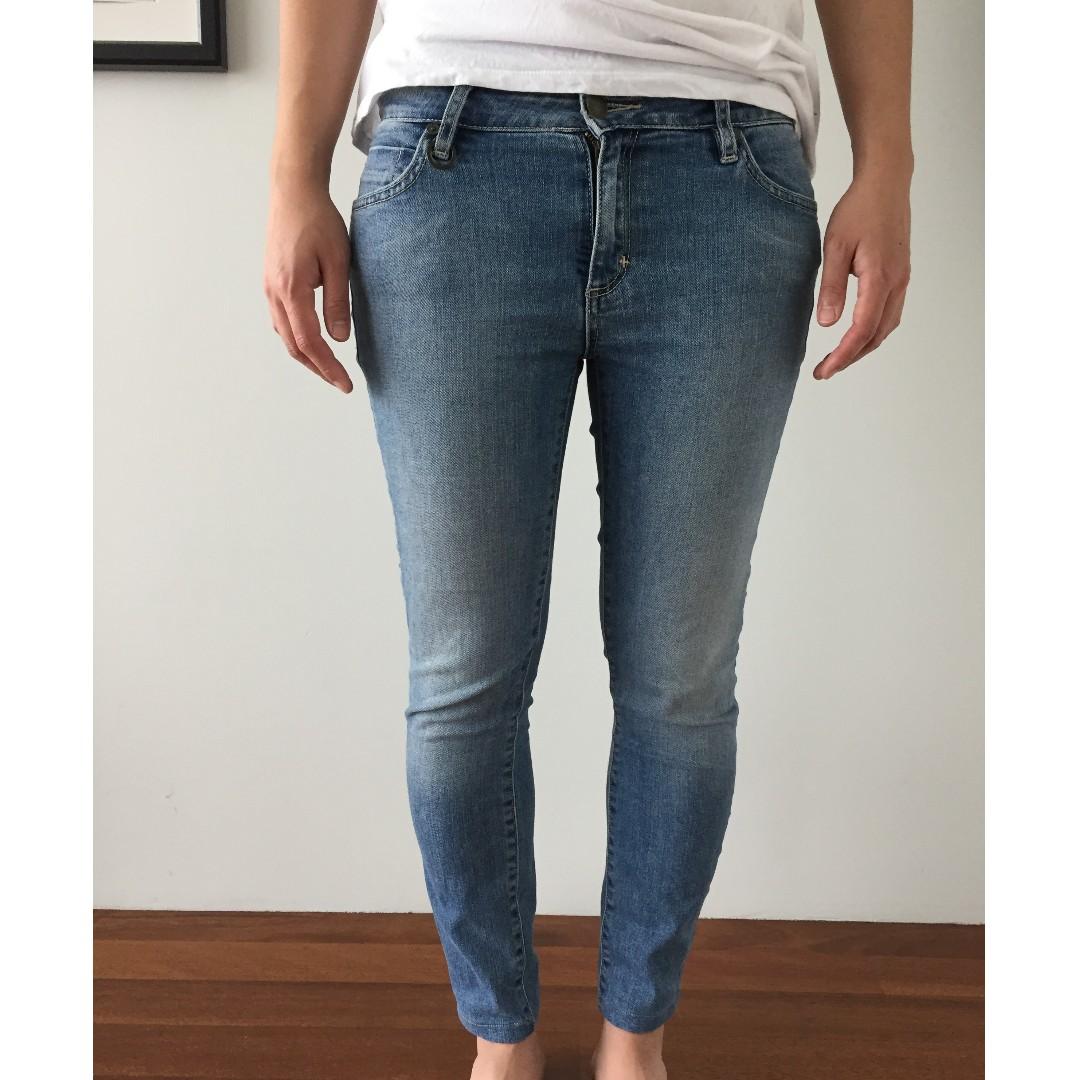 NEUW light blue jeans