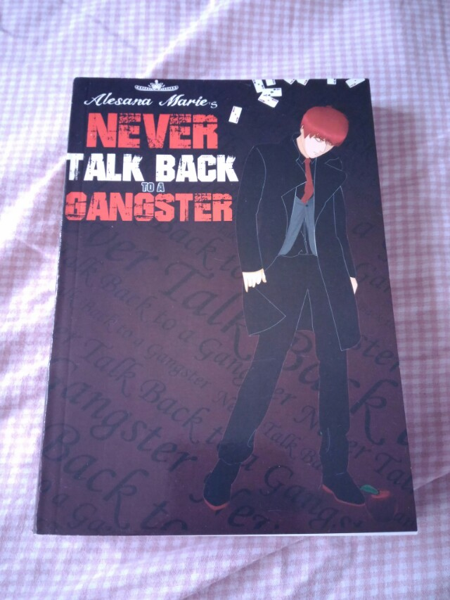 Never Talk Back to a Gangster Book 2 Vol. 1