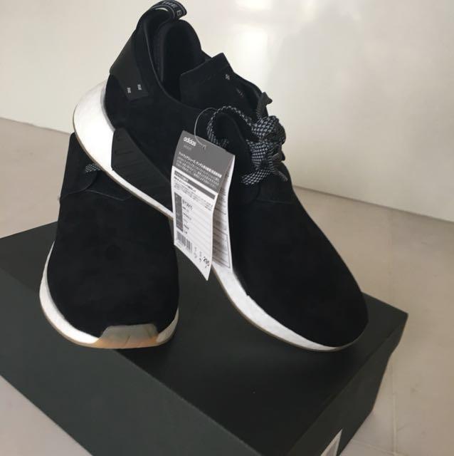 8d78c8ff5341ed NMD shadow suede black pigskin gum4 JAPAN EXCLUSIVE