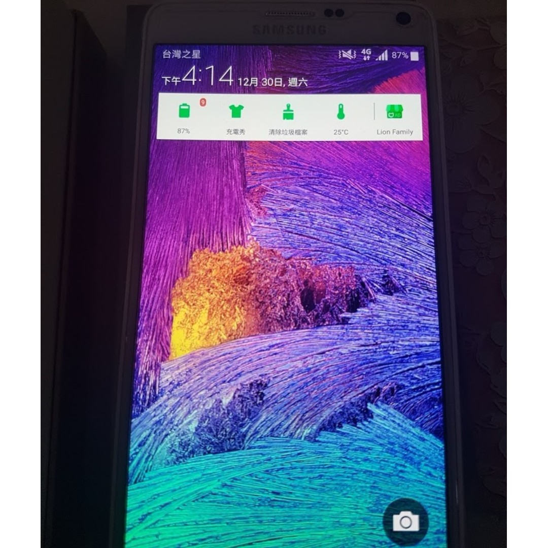 note4 32g