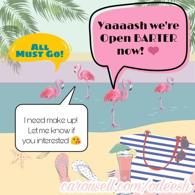 Open Barter ❤️