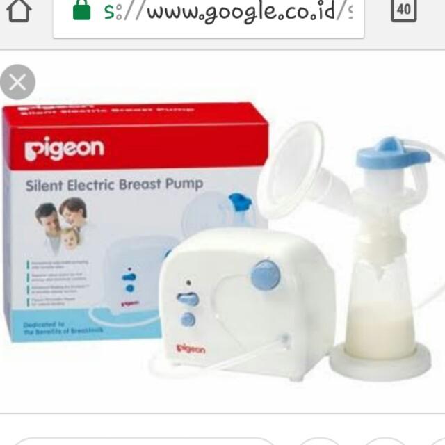 Paket pump