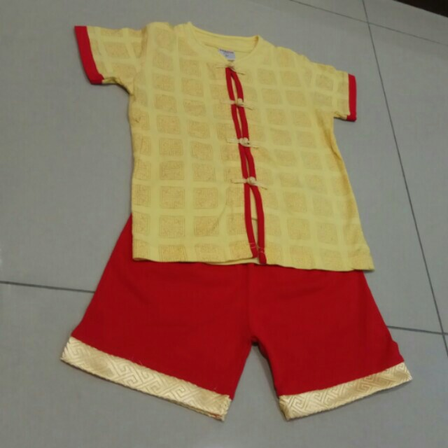 (PL) Tang Suit 唐装 Chinese New Year Costume