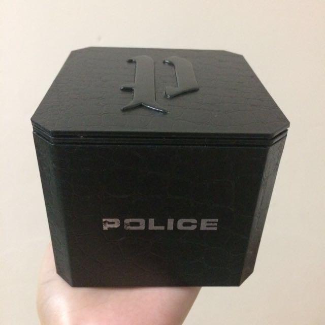 Police Watch Box