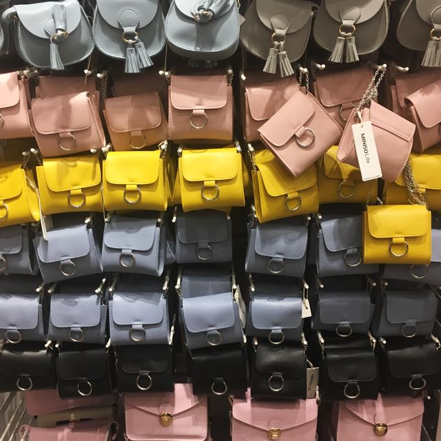 Pouch Bag Miniso