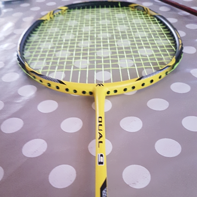 Powermax Dual9 Badminton Racquet