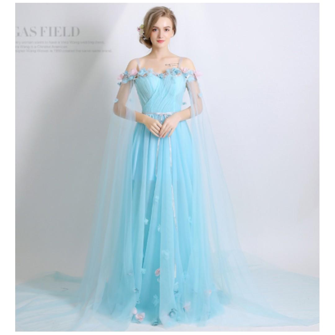 Colorful Fairy Godmother Wedding Dresses Model - All Wedding Dresses ...