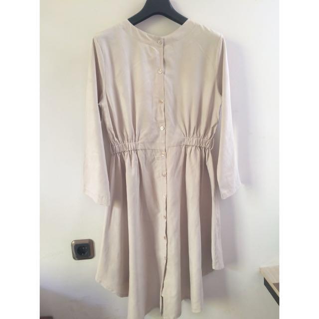 Preloved Midi Dress