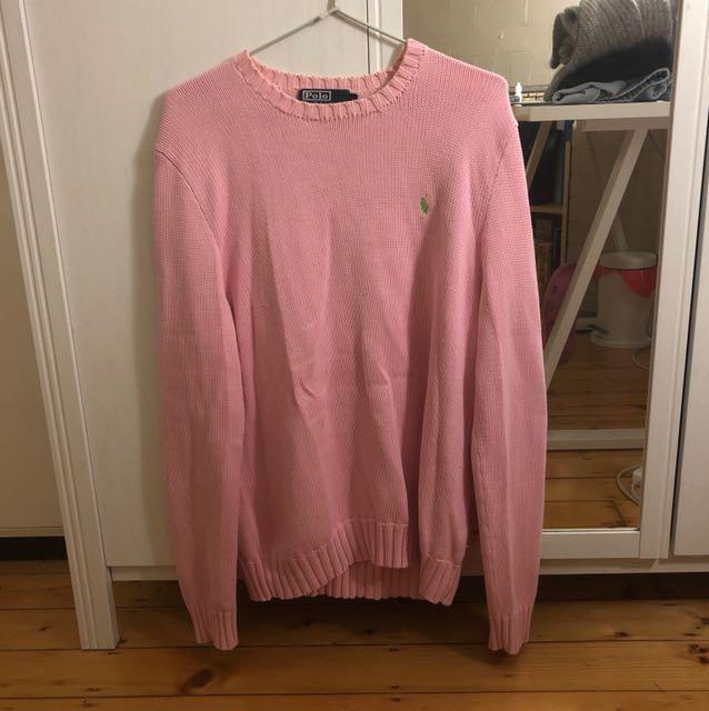 Ralph Lauren Knitted Polo