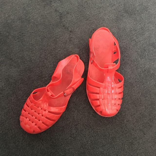 Red jellies