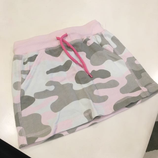 Rok army pink