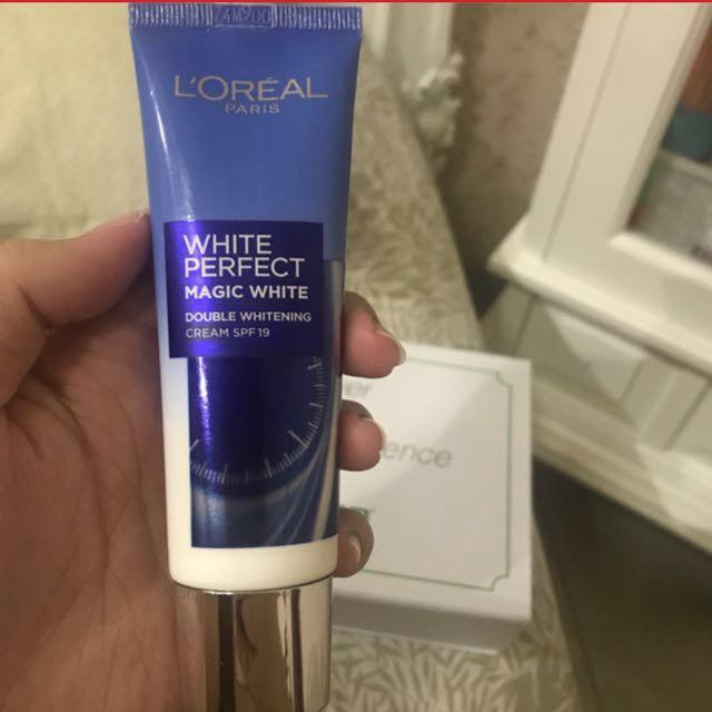 [SALE] L'oreal White Perfect Day Cream