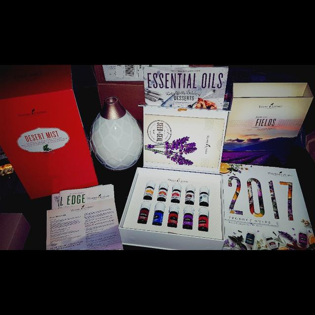 Sign-up in Young Living Essential Oils