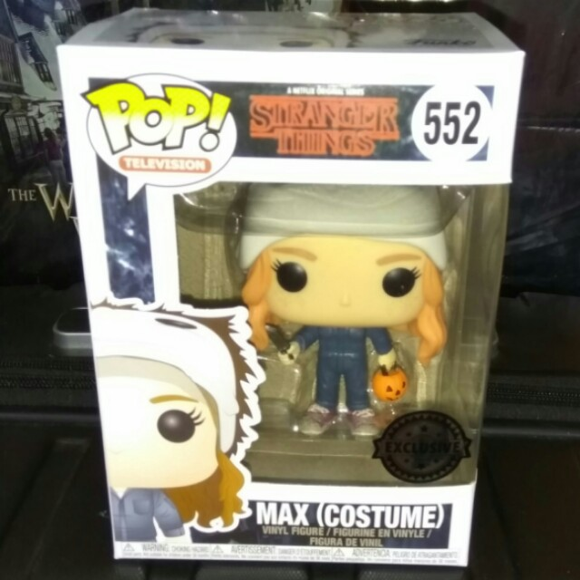 (ON HAND) Stranger Things Max in Myers Costume Funko Pop