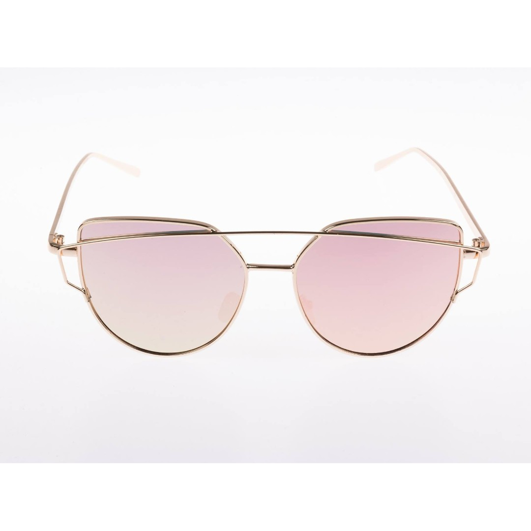 Style 002: Pink Sunglasses