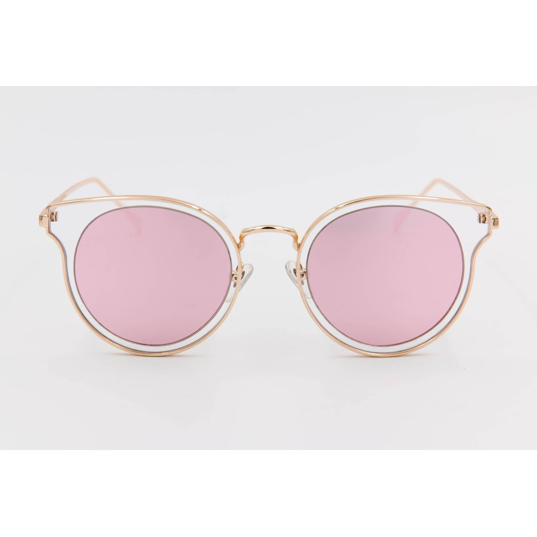 Style 003:  Pink Sunglasses
