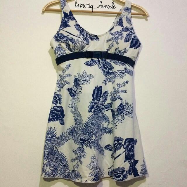 Swim Dress flower