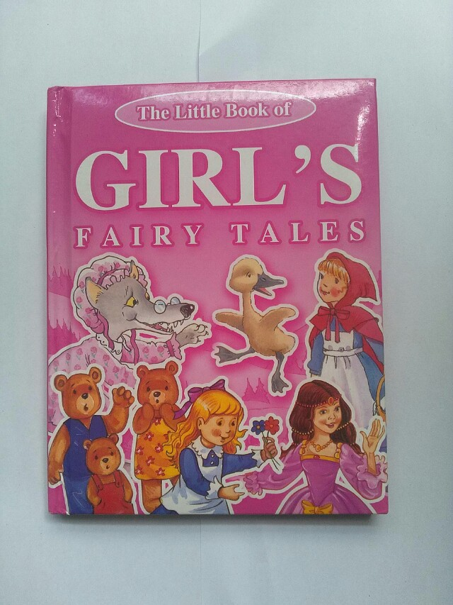 the little Book of Girl's Fairy tales